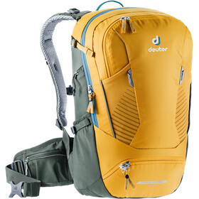 Deuter Trans Alpine 24 Rygsæk, curry-ivy
